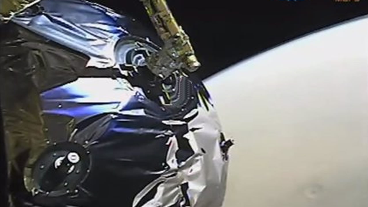Sonda China Tianwen 1 alcanza la órbita de Marte y lanza imágenes sorprendentes
