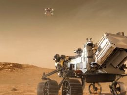 ES HOY: rover Perseverance llega a Marte