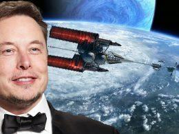 Elon Musk estaría trabajando en un cohete propulsado por antimateria