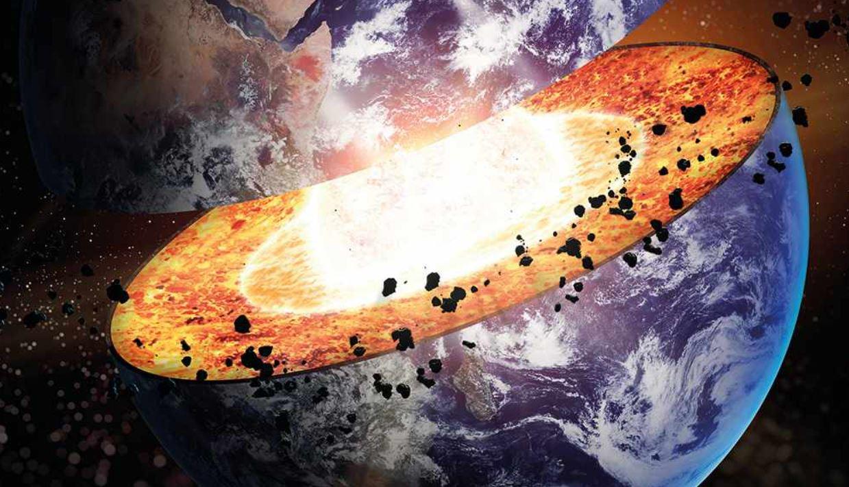 Algo acecha en el centro del núcleo de la Tierra