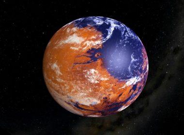 Marte puede esconder océanos de agua debajo de su corteza, indica investigación