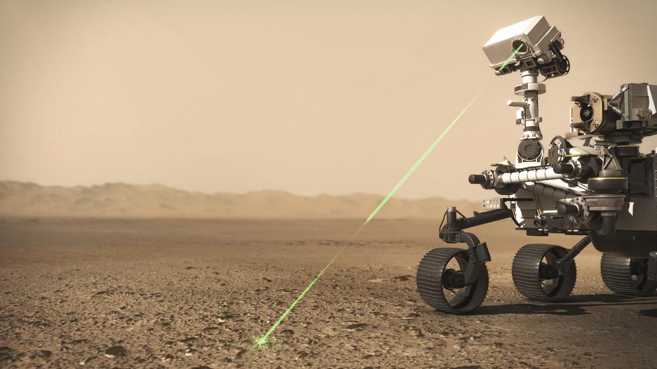 Perseverance ahora está oficialmente buscando vida en Marte