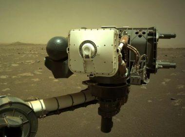 Perseverance dispara un láser en Marte y obtiene su primeros resultados científicos