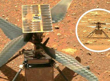 Ingenuity no ha terminado su labor: así será su próximo vuelo en Marte