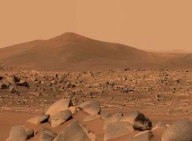 Perseverance ha encontrado algunas rocas misteriosas en Marte