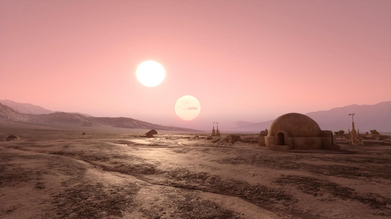 Descubren cinco sistemas planetarios de doble estrella que podrían albergar vida