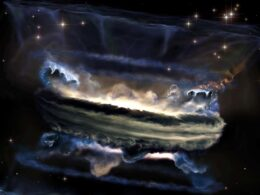 Gas que escapa de agujeros negros supermasivos puede crear tsunamis galácticos