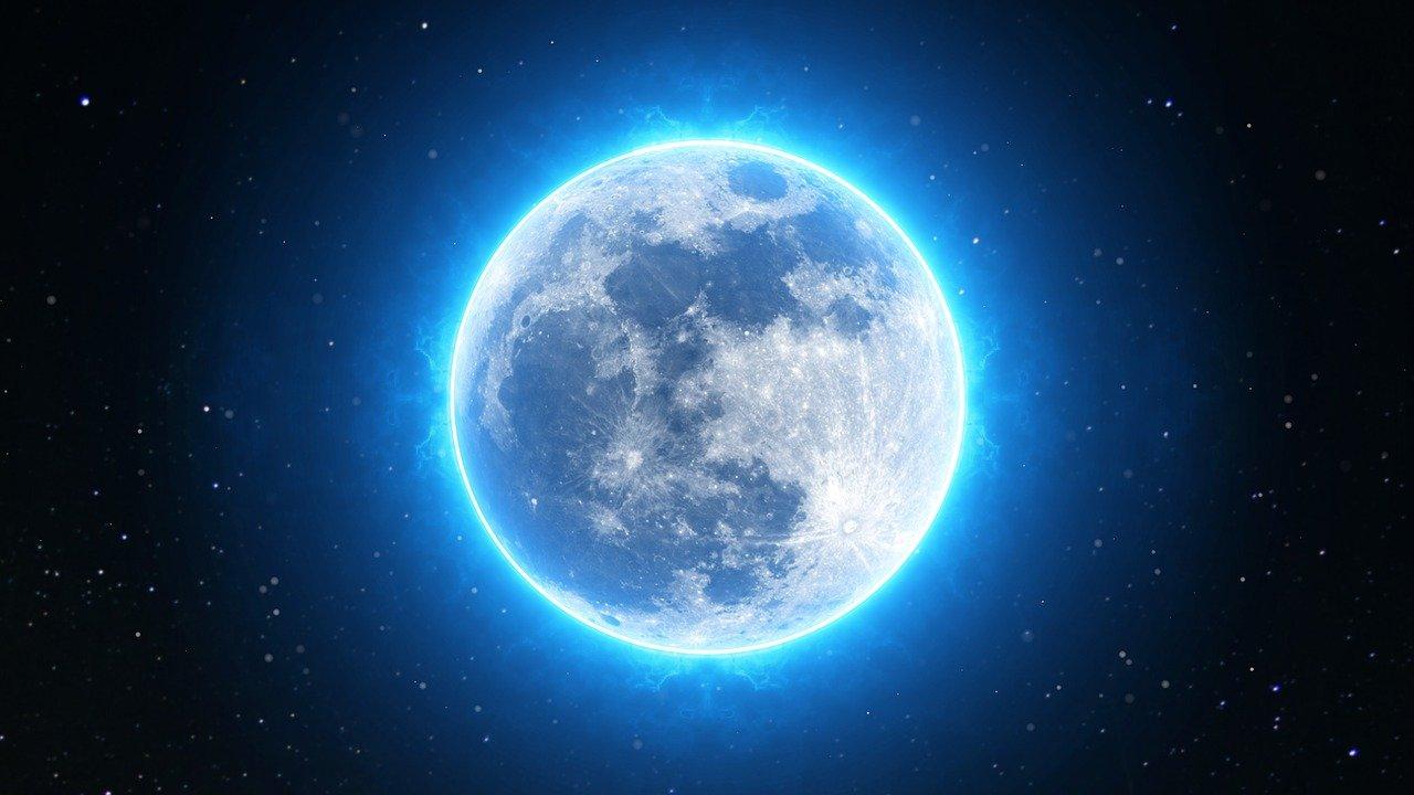 """Este fin de semana habrá una rara """"Luna Azul"""". ¿Cómo verla?"""