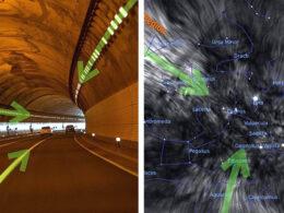 """Nuestro Sistema Solar podría estar rodeado por un """"túnel magnético gigante"""""""